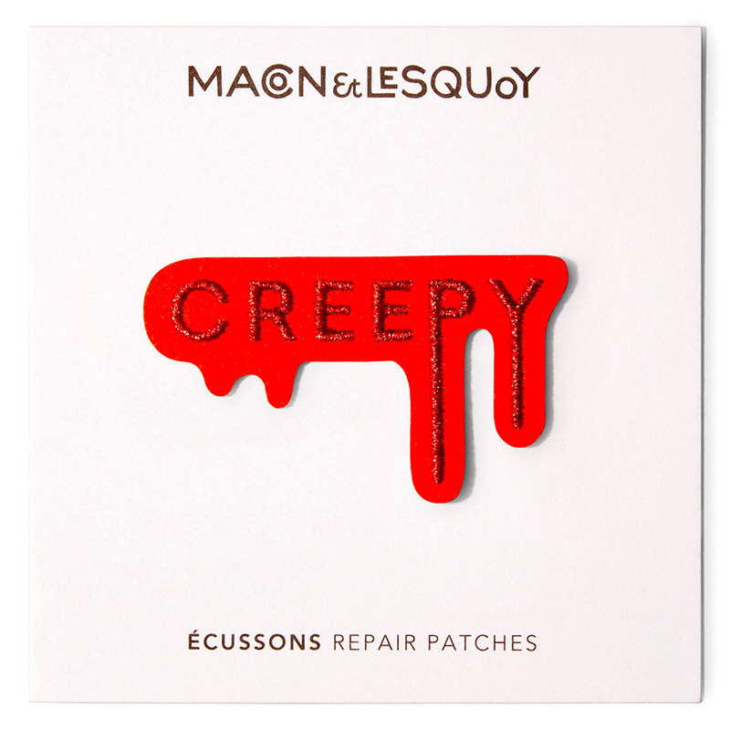 M&L Creepy patch