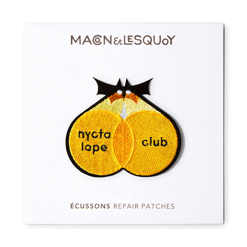 M&L Nyctalope club patch