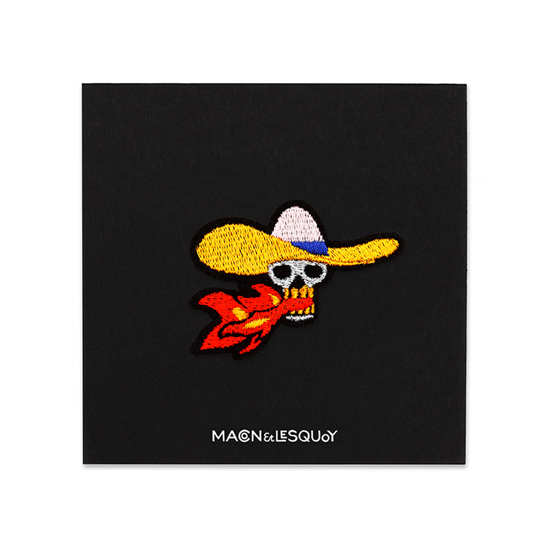M&L Chilly Muerte patch